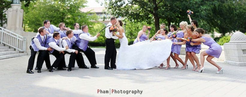 Group Wedding Photography: Secrets To Get The Best Group Photos In Your Wedding