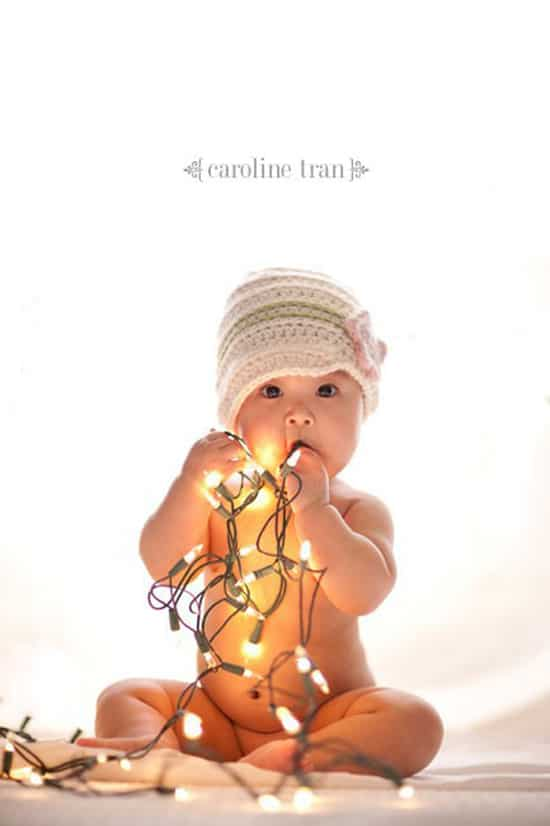 Christmas decorations for babys first christmas : Baby s first christmas pictures ideas fizara