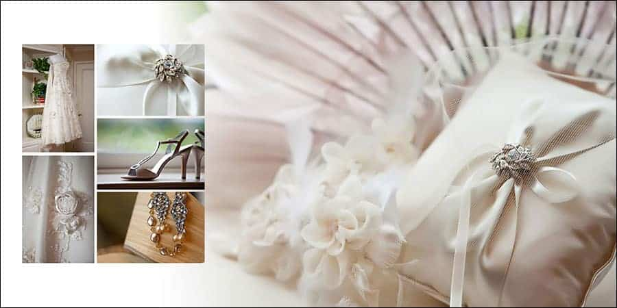 Wedding Album Design Ideas Details
