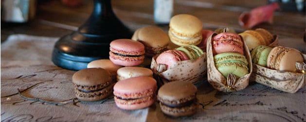 Wedding Favors Macarons