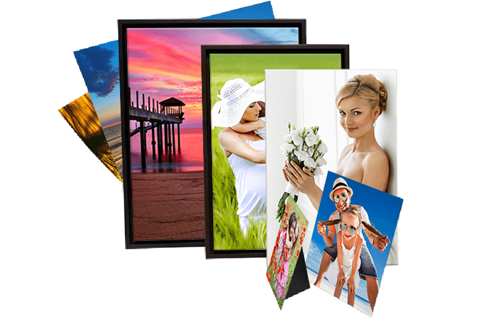 all canvas prints products