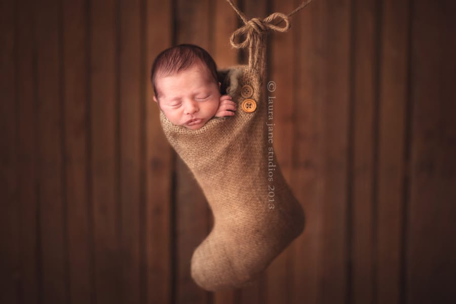 Baby's first Christmas pictures photo shoot ideas 01