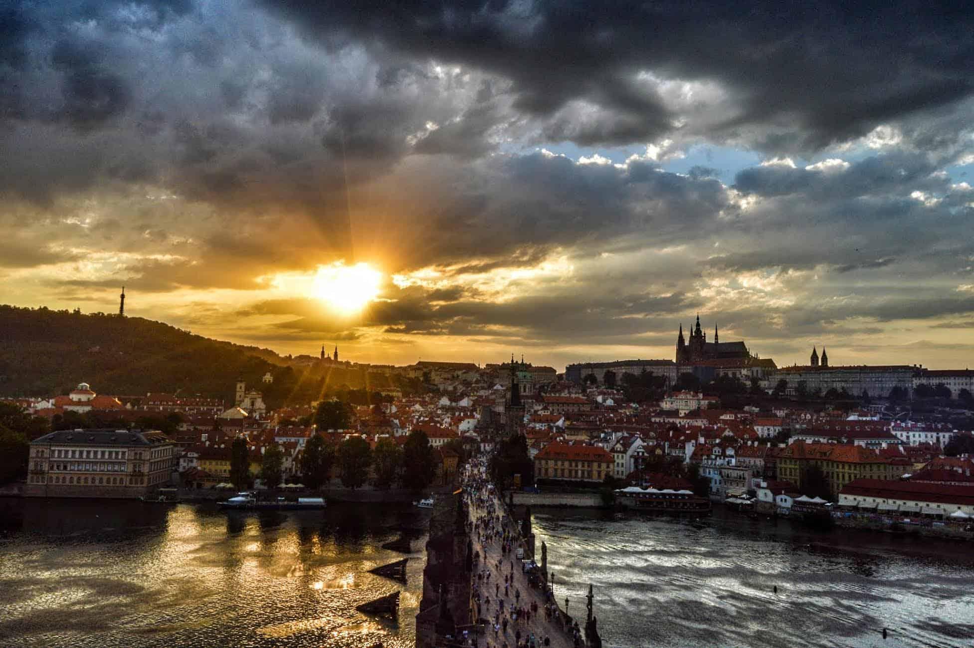 Travel writers share their best photos worldwide fizara for Prague beauty