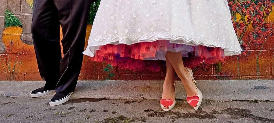 Wonderful Valentine's Day Inspired Wedding Ideas