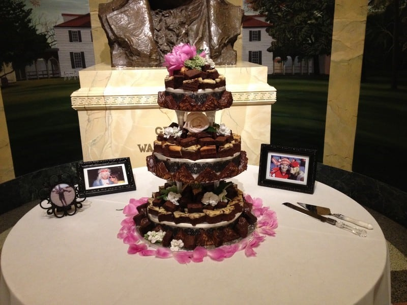 Cake Decoration Alexandria : Wedding Trends: Wedding Cake Alternatives Fizara