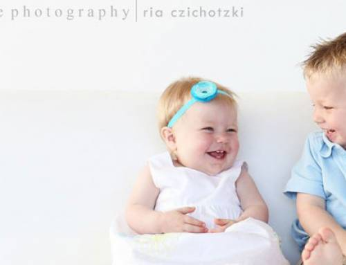 A Guide for Sibling Photography