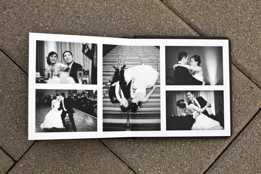 10 Design Tips for a Flawless Wedding Album