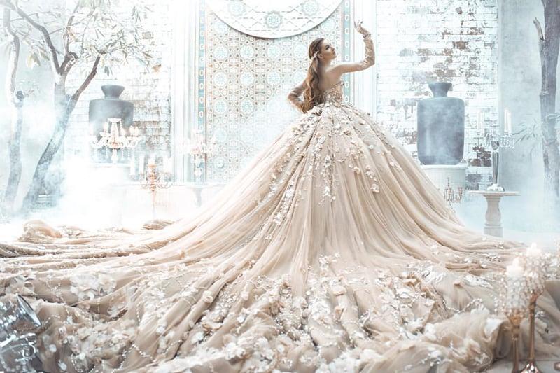 long beaded prom dresses,